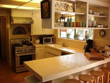 Three Rivers house rental - Wonderfully equipped kitchen