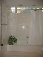 Sea Pines condo photo - Bath with skylight