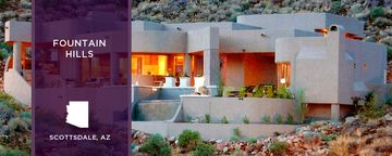 Fountain Hills house rental - Fountain Hills Luxury Vacation Rental Home - Located in Shadow Canyon Community