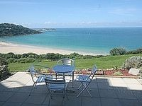 Stunning elevated position with front line views across St Ives Bay