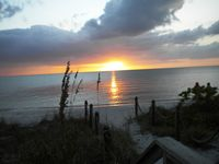 Majestic Views from Sanibel to Marco Island!  Ocean-front on Bonita Beach!