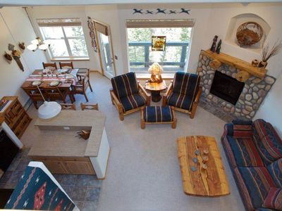 Silverthorne house rental - Living Room