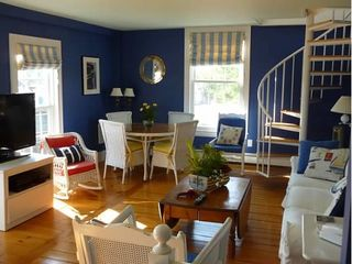 Kennebunkport house photo - Second Floor Family Room