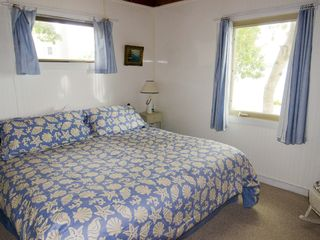 Westport Island cottage photo - First floor master bedroom