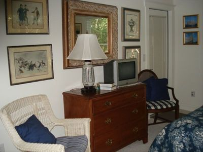Bald Head Island house rental - Master Bedroom