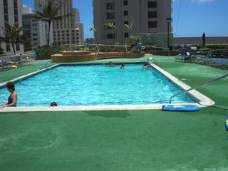 Waikiki condo photo - A smaller view of pool