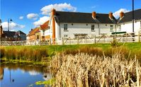 Cosy pet friendly holiday cottage, only 5 mins walk to beach and restaurant