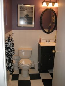 Vacation Homes in Ocean City condo rental - Master Bath with shower