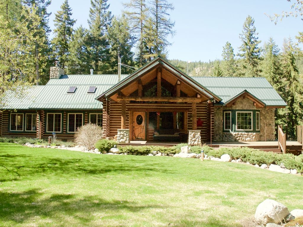 Beautiful Large Private 5 Bedroom Cabin On Vrbo
