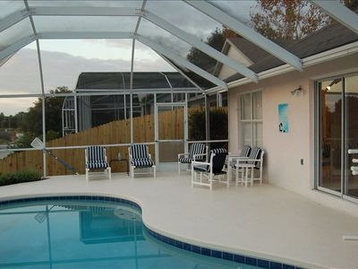 Newly refurbished Deck and Pool