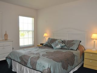 Rolling Hills villa photo - Second Master Bedroom with Queen size bed and Television