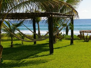Puerto Escondido villa photo - Relax in one of our 5 hammocks