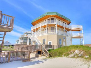 Summer Haven house photo - Enjoy sweeping ocean views from our wrap-around decks.