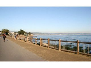 Santa Cruz house photo - Take the beach cruisers for a ride along the bluff path to check the surf...