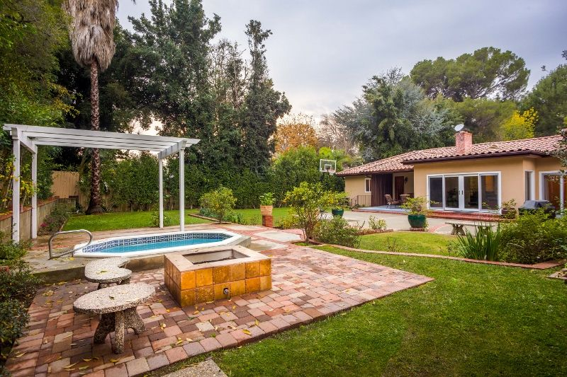 Bel air vacation rental vrbo 3912014ha 4 br los for Los angeles monthly rentals