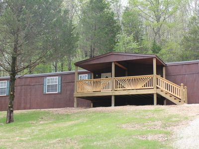 Vacation in the beautiful ozarks, horse back riding, fishing, floating