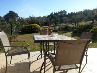 Peaceful apartment, with terrace , La Bocca, Provence and Cote d