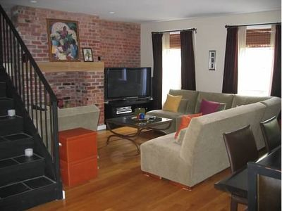 New York City Metro Duplex Apartment Vacation Rental In New Jersey