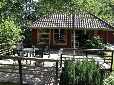 Holiday cottage for 6 Persons in Northwest Funen