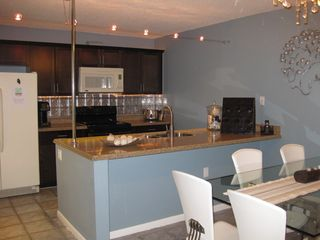 Jupiter townhome photo - Kitchen