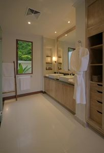 Luxury in the Master Bathroom
