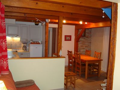 THE SLOPES cozy apartment pr 4 people SERRE CHE 1350
