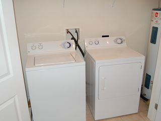 Gulf Shores condo photo - washer & dryer