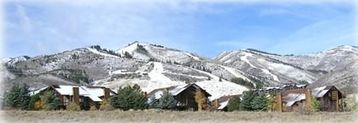 The Canyons condo rental - First Snow: Red Pine Condos at The Canyons Ski Resort.
