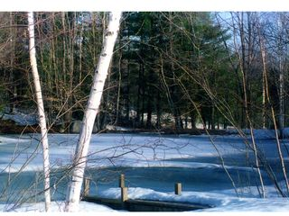 Ascutney farmhouse photo - Lake in the Winter