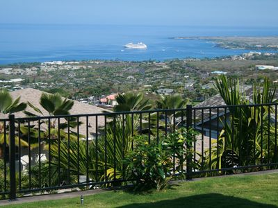 View to Kona Bay and Beyond
