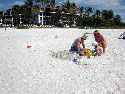 Our World famous beach is great for all ages