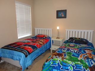Oakwater townhome photo - Third bedroom (with boy's theme)