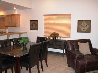 Moab townhome photo - Dining area