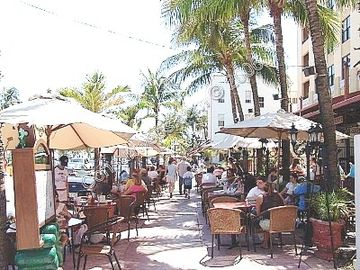 Ocean Dr Restaurants