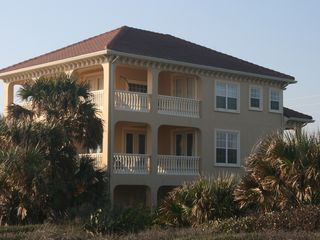 Flagler Beach house photo - Panoramic views on all balconies.