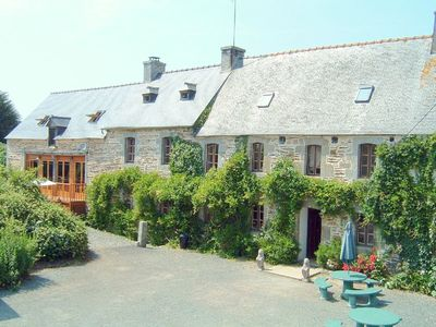 Guingamp area farmhouse rental