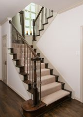 Dallas townhome photo - Stairs to all bedrooms