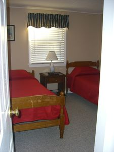 Yarmouth house rental - Bedroom 3 with 2 twin beds