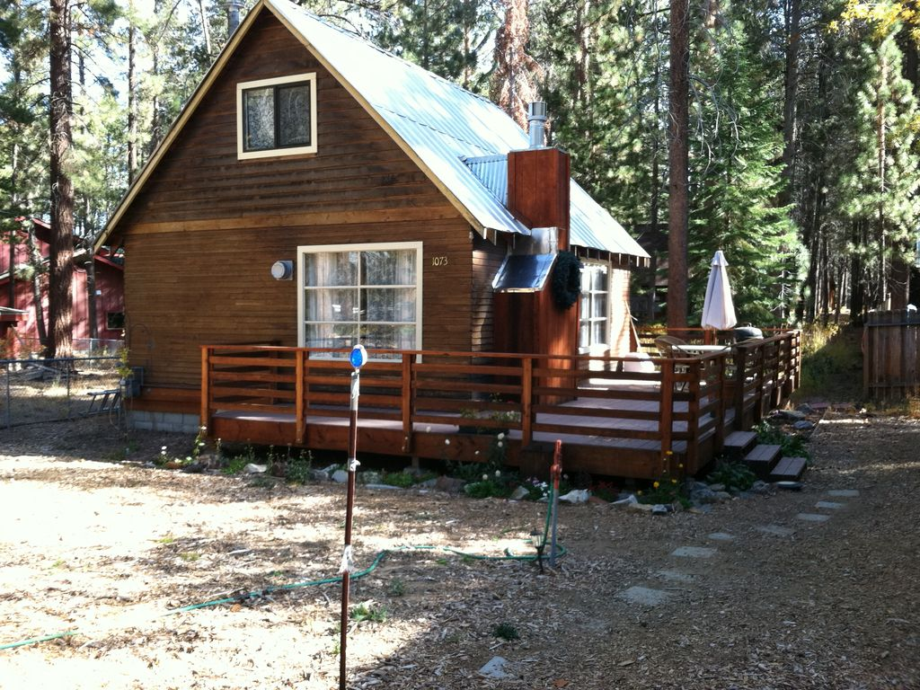 Cozy tahoe treasure in south lake tahoe vrbo Rent a cabin in lake tahoe ca