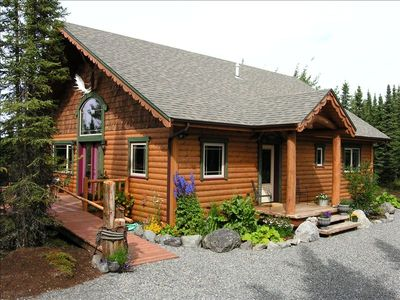 Sterling cabin rental