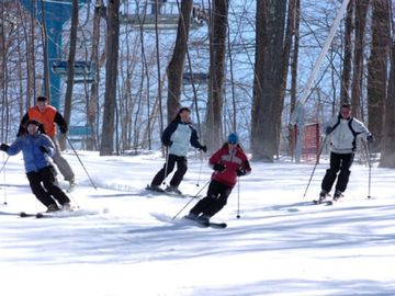 Nearby Skiing in East Stroudsburg, Pennsylvania