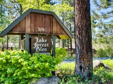 Lake Forest house rental