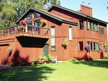 Soldotna house rental - The Purdue House