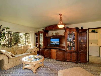 Stateline house rental - Family Room