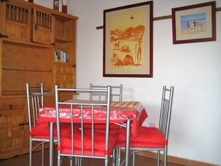 Fuengirola apartment photo - Dining area.