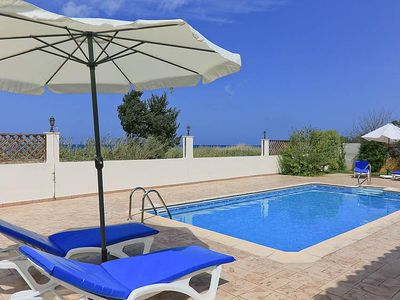 Polis & Latchi Area villa rental - Delightful villa located right on the beach