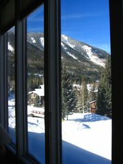 Vail condo photo - East Vail from Living Room