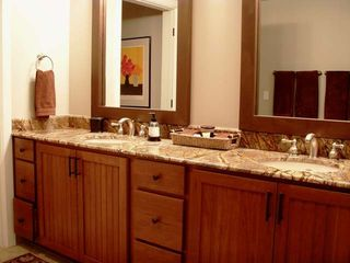 Master Bath - Sandpoint condo vacation rental photo