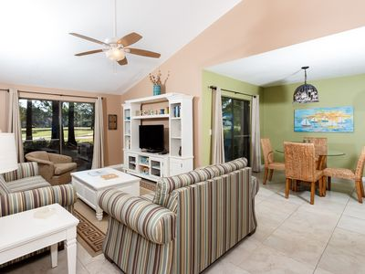 """""""399 Linkside Dr.""""Beautiful Private Home on Golf Course, Golf Cart Available!!! Seascape/Baytown Wha"""