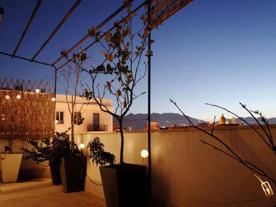 Charming rooftop apartment in the center of Palermo